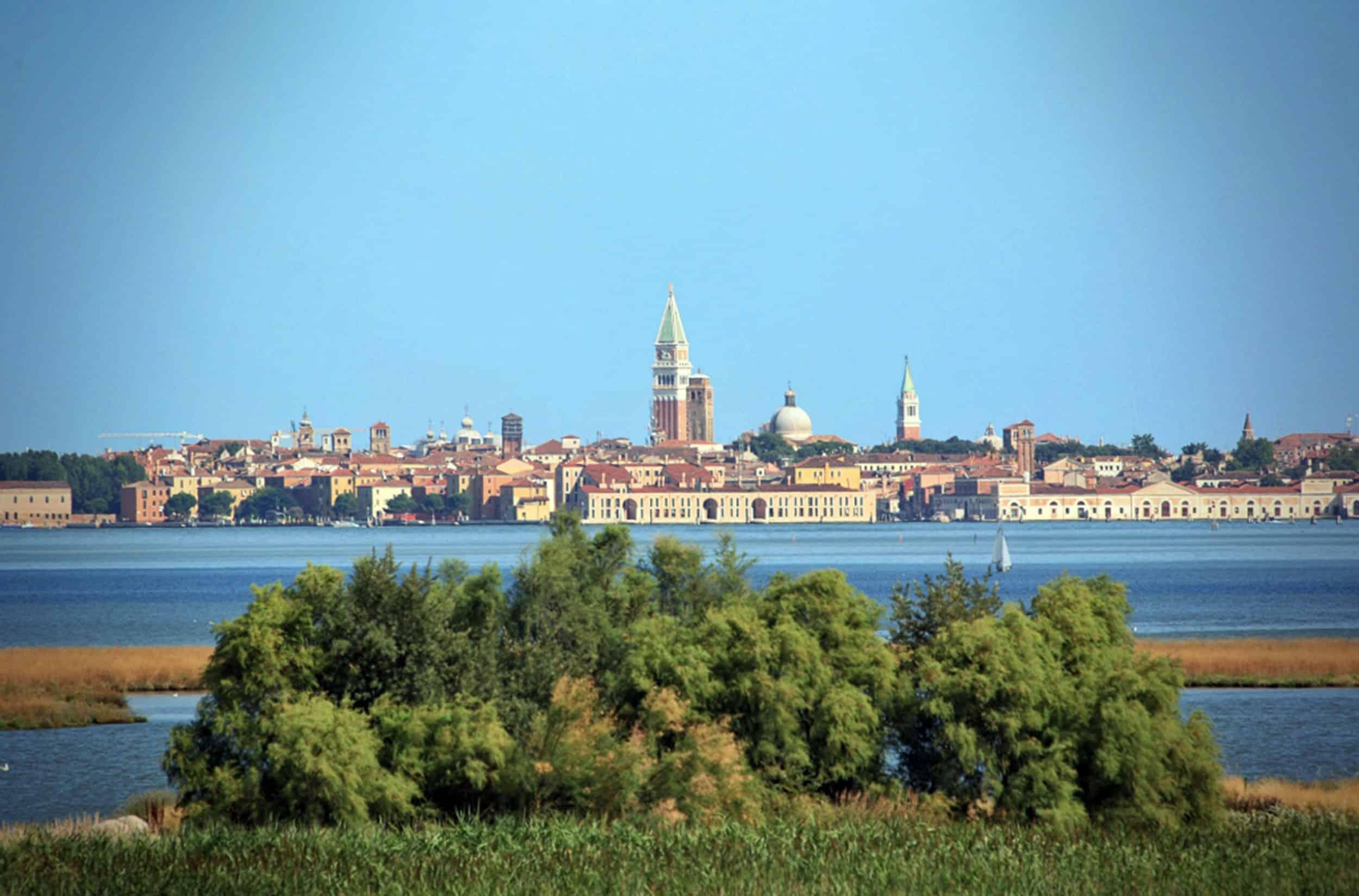 San Giuliano Venice | Caravan Park San Giuliano Venice | Area sosta ...