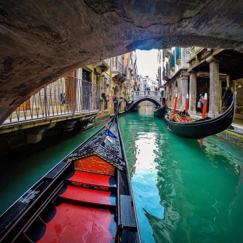 Gondole san giuliano venezia